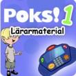 Poks! 1 LM på nätet (skola/läsår)